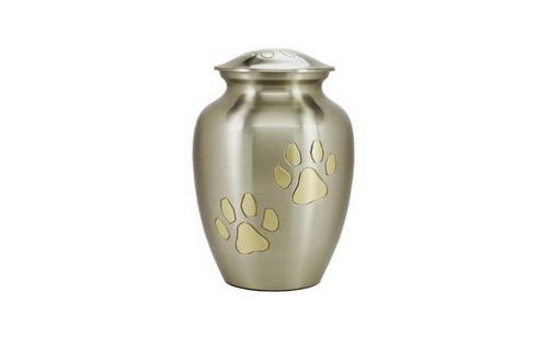 Brass Pet Cremation Urns